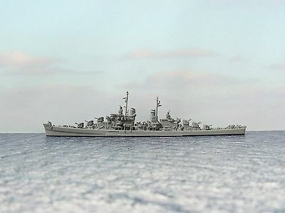 United States WWII Cruiser OAKLAND by Neptun N1341A 1:1250 Waterline Model Ship