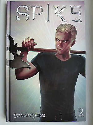 Buffy The Vampire Slayer: Spike, Stranger Things Graphic Novel (Hardback)