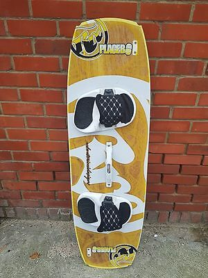 RRD Placebo Kitesurf Board + Handle + Pads 134 x 41cm