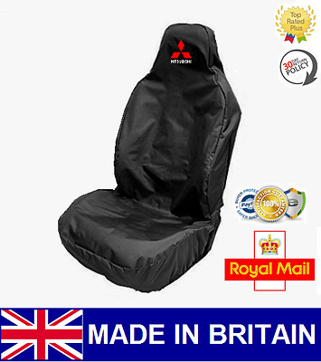 Mitsubishi Car Seat Cover Protector Sports Bucket Heavy Duty - Outlander Phev