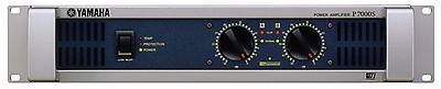 Yamaha P7000S AMPLIFIER - PRO STEREO POWER AMPLIFIER