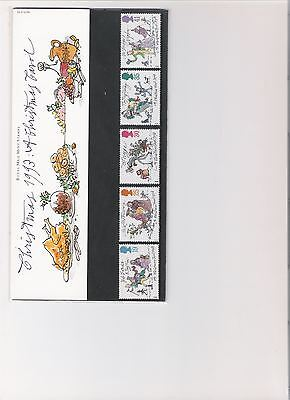 1993 Royal Mail Presentation Pack Christmas Mint Decimal Stamps