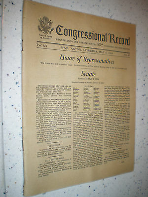 CONGRESSIONAL RECORD...May 2, 1964
