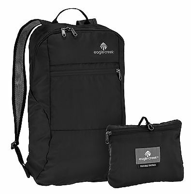 Eagle Creek Packable Day Pack, Black