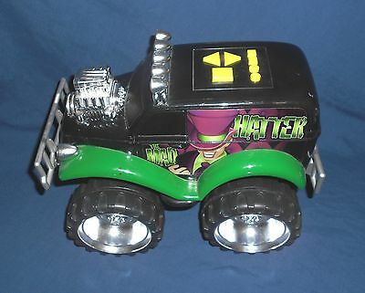 Mad Hatter ~ Huge Electronic Talking & Moving Monster Truck ~ 1995 Road Rippers