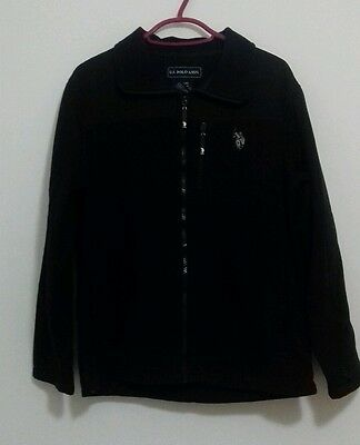 Vintage Kids U.S. POLO ASSN Jacket - Size L (14/16)