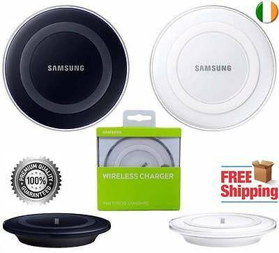 Samsung Galaxy S6, S6 Edge s7 s7 edge Wireless Charger Charging Pad Plate