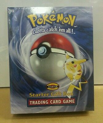 MINT Pokemon Starter Gift Box, Jungle Cards & Booster, New Factory Sealed