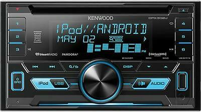 Kenwood DPX302U 2-DIN AAC/WMA/WAV/MP3 In-Dash Car Stereo USB Aux CD Receiver