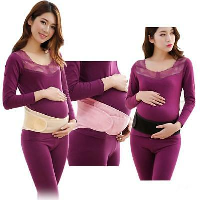 Pregnancy Maternity Support Belt Bump Belly Band Waist Lower Strap Brace Band
