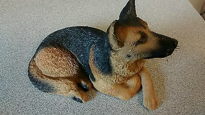 Martha Carey Whiskers German Shepherd Dog 1985 Marty Made in USA
