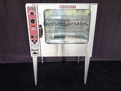 Blodgett Electric Steamer Combi Cooking Convection Oven Bcx14