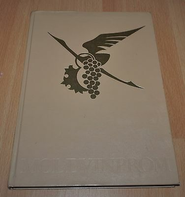 Moldovan wines & brandies USSR Book Moldvinprom Soviet champagne France Edition