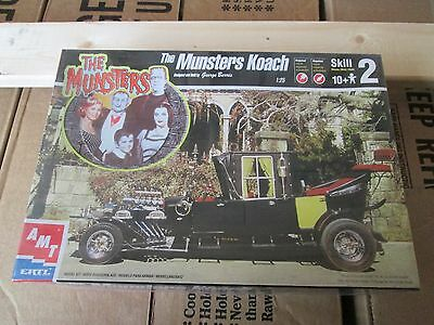 AMT Munsters Koach 1/25 scale Kit # 30098