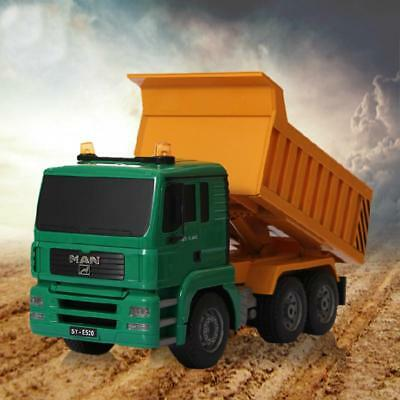 RC Radio Control Car Dump Truck Construction Engineer Vehicle TGS Christmas Gift