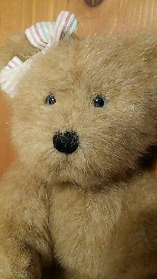 The Boyds Collection Teddy Bear 1988-2004 Retired Blue Eyes