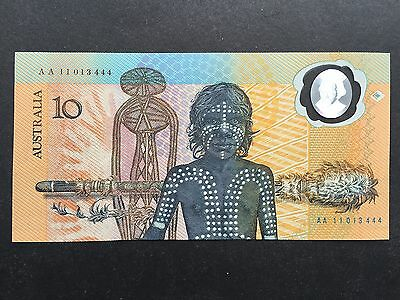 Australia 10 Dollars P49 Commemorative Note Issued 26th January 1988 UNC