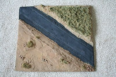 1/35 large  diorama  for model kits