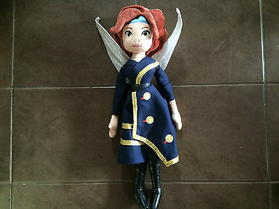 Zarina Disney Store Pirate Fairies Soft Plush Toy Doll (Tinkerbell)