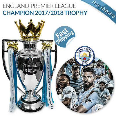 Replica EPL Trophy English Premier League Champions Fantasy Game Gift Collection