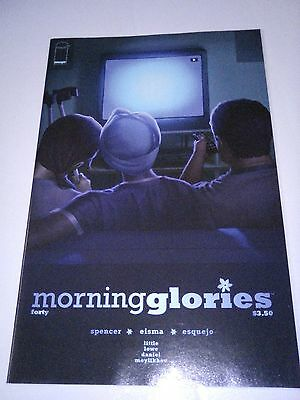 Morning Glories Issue 40