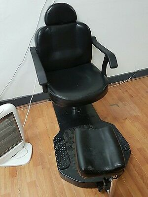 Pedicure Chair With Foot Rest Salon Spa Beauty Etc