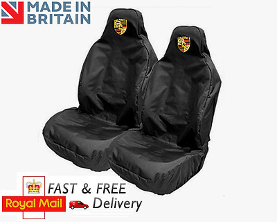 Porsche Car Seat Covers Protectors Sports Bucket Heavyduty Waterproof - Panamera