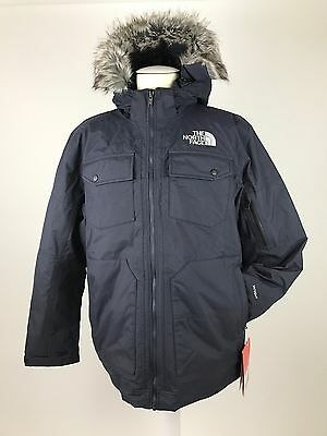 The North Face Yellowband Parka Down Hyvent Jacket Chaqueta Plumas Size Xl New