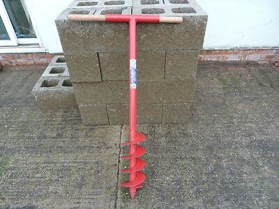 """Post Hole Auger (14"""", 350mm) Quality """"Faithful"""" Tool"""