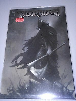 Death Dealer Issue 1 B of 6 1st Print