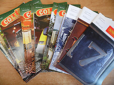 20 x The Hornby Collector Model Railway Magazine No.7-69 Job Lot A