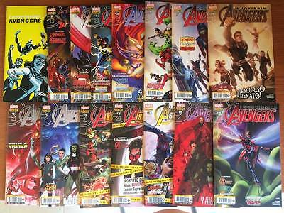 I Nuovissimi Avengers 1-16 All New All Different Nuovissima Marvel Panini