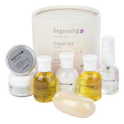 Maclaren Beginning Essential Oils Gift Set For Baby - Organic Lavender