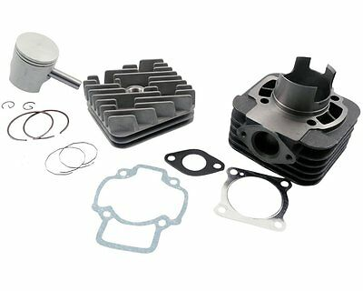 Kit cylindre 2EXTREME 70ccm Sport PIAGGIO NRG 50 Power DT AC