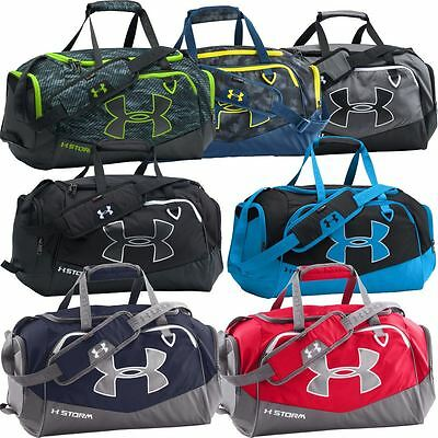 Under Armour 2017 Undeniable Small Duffel II Storm Gym Bag /Travel Bag