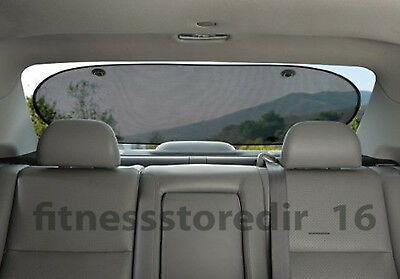 Sakura Universal REAR WINDOW SUN SHADE Sunshine Folding Rear Car Sunshade Blind