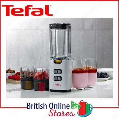 Tefal BL142140 Fruit Sensation with Accessories 300W Blender - 2 Speeds