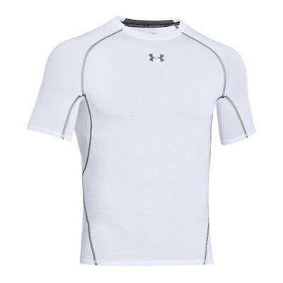 Under Armour Heatgear Compression T-Shirt F100