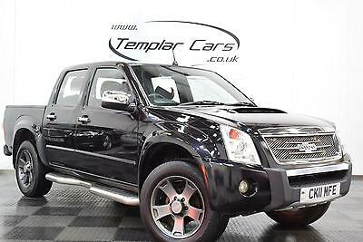 Isuzu Rodeo 3.0CRD Denver Max LE (1 OWNER & FULL SERVICE HISTORY)