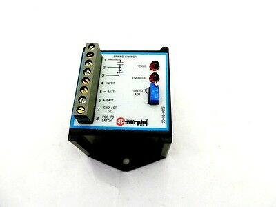 Murphy Ss300-24 Selectronic Speed Switch