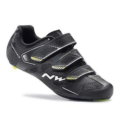 Northwave Starlight 2 Women's Road Bike Cycling Shoes Black Size 38/6.5 New