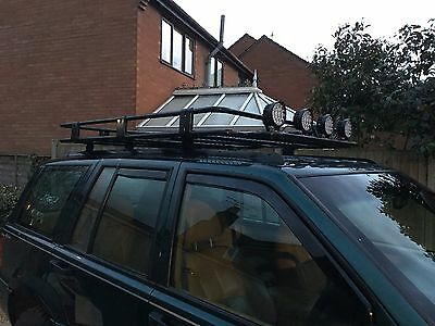 4x4 Expedition Roof Rack Jeep Landrover