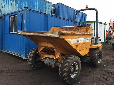 Benford PT3000 3Ton Dumper Straight Tip Year 2001 (More Available)