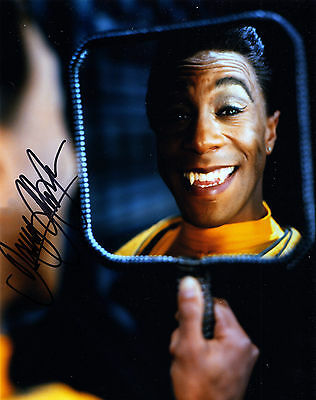 Red Dwarf The Cat Autograph Danny John Jules Signed Photo With Exact Proof