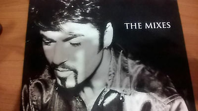 """George Michael and Mary J Blige - As the mixes MINT 12"""" Promo 1999 XPR3309"""