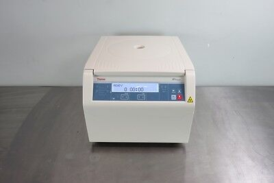 Thermo Heraeus Megafuge 8 Benchtop Centrifuge with Warranty Video in Description