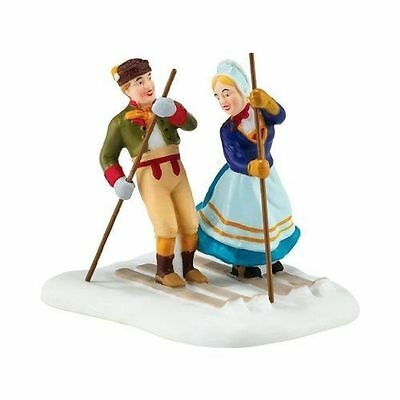 New Department 56 Dept56 Love On The Slopes