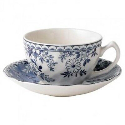 New Johnson Brothers Waterford Johnson Brothers Devon Cottage Teacup, 8 oz.