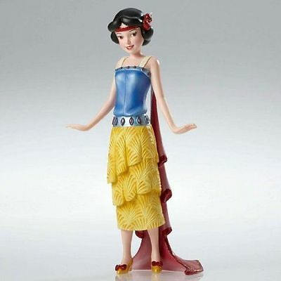 New Enesco Enesco Couture de Force Princess Snow White Dress Figurine