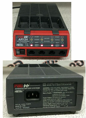 PAG AR124 Autoranging Battery Charger 4-14V